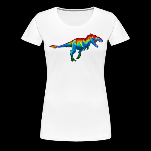 T-Rex - Women's Premium T-Shirt