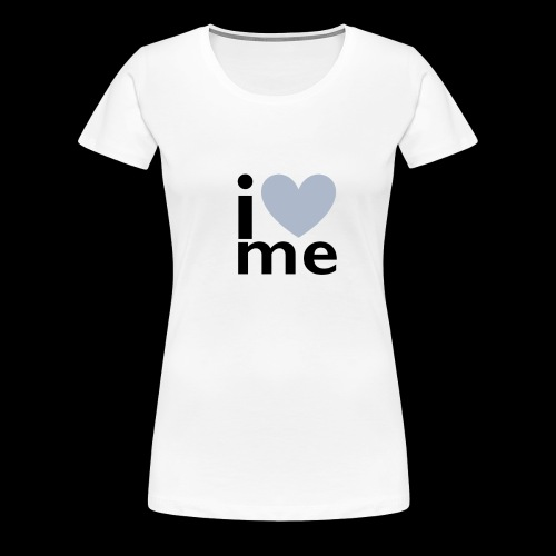 iLOVE clothing range - Women's Premium T-Shirt