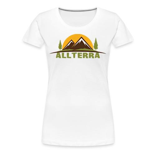 camiseta básica Alterra - Camiseta premium mujer