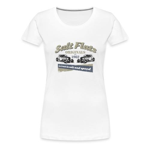 Salt Flats Originals - Frauen Premium T-Shirt
