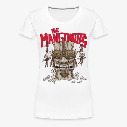 Tiki King - Frauen Premium T-Shirt