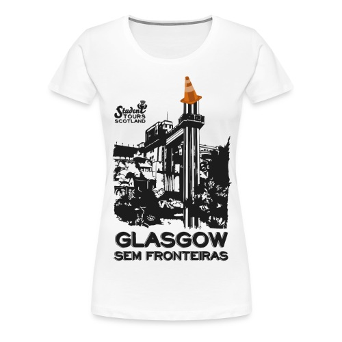 Glasgow Without Borders Brazil Bahia - Women's Premium T-Shirt