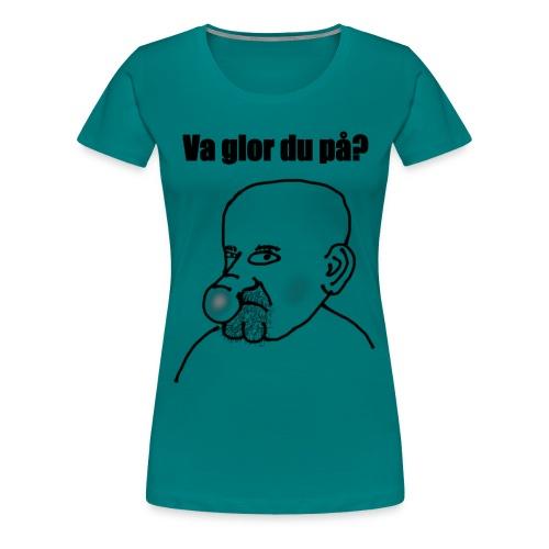 herr pittnasa 3500x4501 png - Premium-T-shirt dam