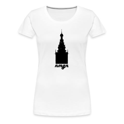 NMGN - Vrouwen Premium T-shirt