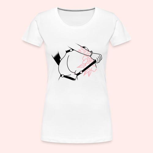 Butt - Frauen Premium T-Shirt