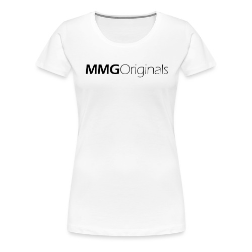 MMG Originals png - Vrouwen Premium T-shirt