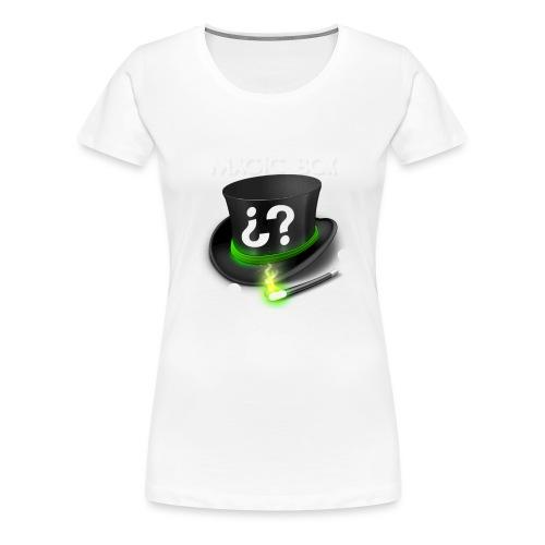 time for magic box png - Women's Premium T-Shirt