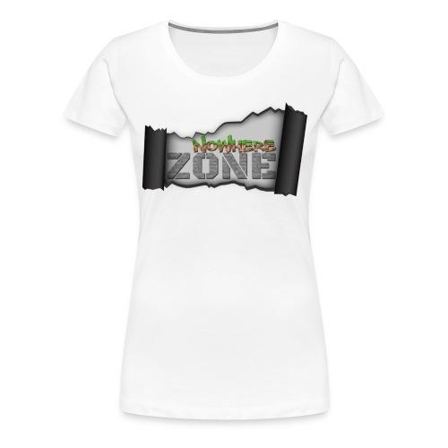 Logo shirt png - Vrouwen Premium T-shirt