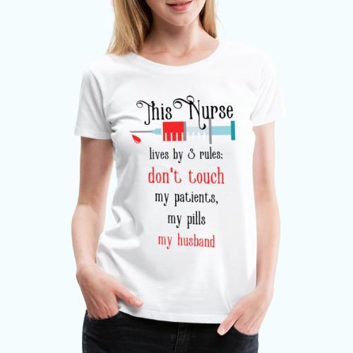 ONLY RULE! - Women's Premium T-Shirt