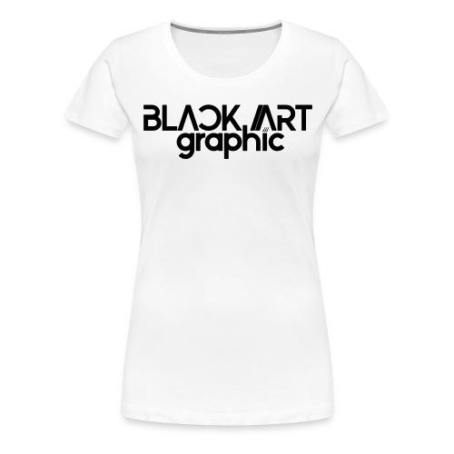 Frauen Glitzershirt - Frauen Premium T-Shirt