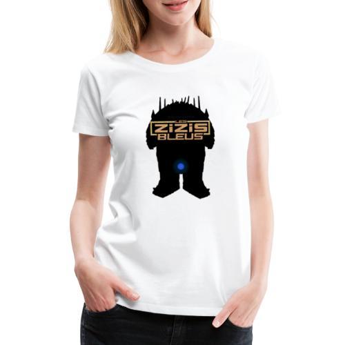 Les Zizis Bleus - T-shirt Premium Femme