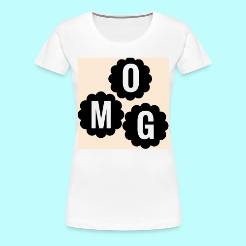 O png - Camiseta premium mujer