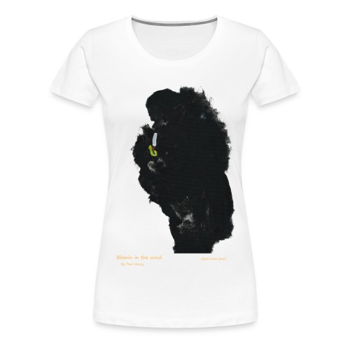 Smokin in the Wind - Women's Premium T-Shirt
