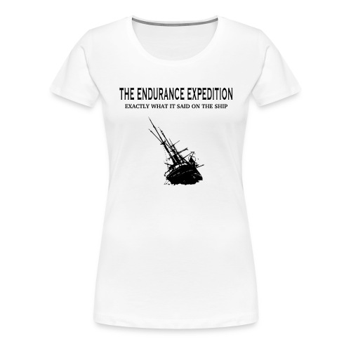 Exactly Endurance - Women's Premium T-Shirt