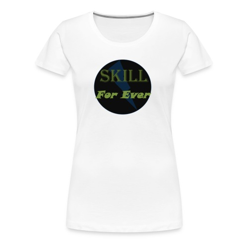 Skiller Shooter Merch - Frauen Premium T-Shirt
