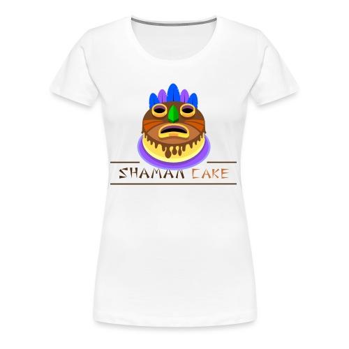 Shaman Cake Official - Maglietta Premium da donna