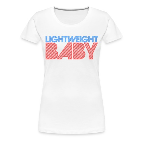 Lightweight Baby - Women's Premium T-Shirt