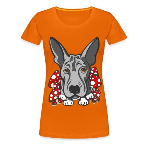 Mushroom Bully - Women's Premium T-Shirt