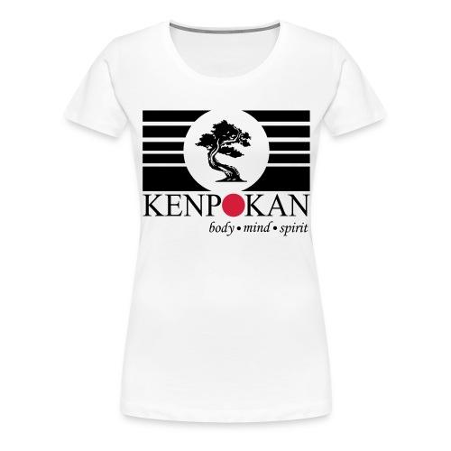 Kenpokan Hannover - Frauen Premium T-Shirt