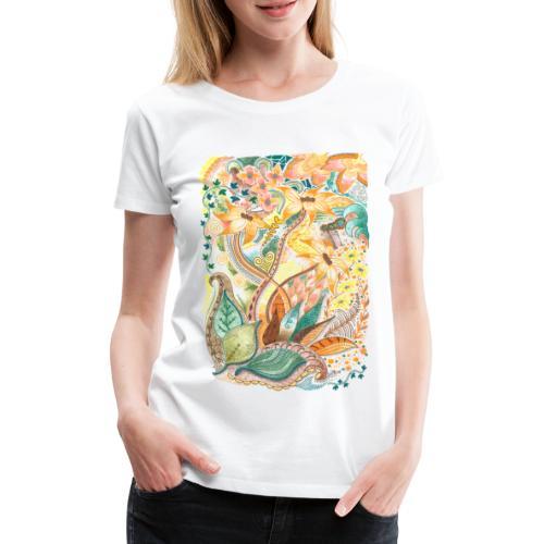 Höststorm - Premium-T-shirt dam