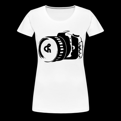 Chlogo - Premium-T-shirt dam