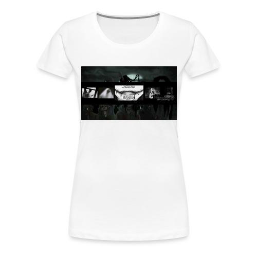 FotorCreated jpg - Women's Premium T-Shirt