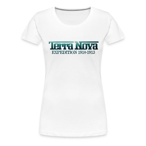 Terra Nova Expedition - Women's Premium T-Shirt