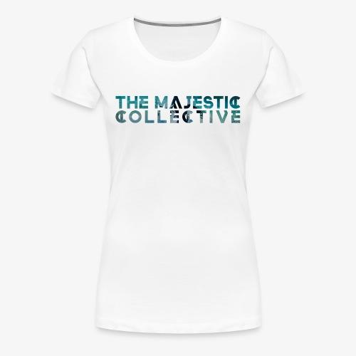 The Majestic Collective - Pixelish - Women's Premium T-Shirt