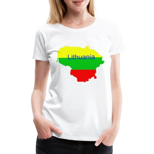 Lithuania - Women's Premium T-Shirt