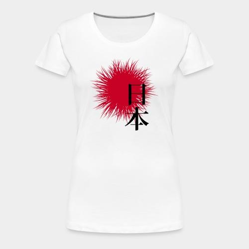 japan - Women's Premium T-Shirt