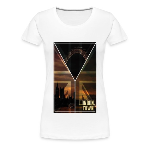 London Town By HXG - Women's Premium T-Shirt