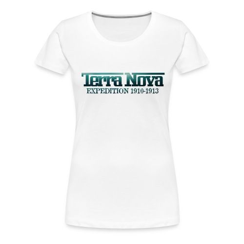 Terra Nova Expedition - Women's Premium T-Shirt
