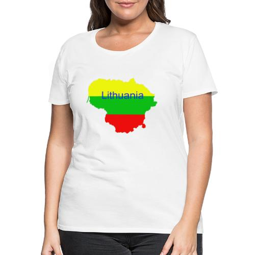 Lithuania - Women's Premium T-Shirt