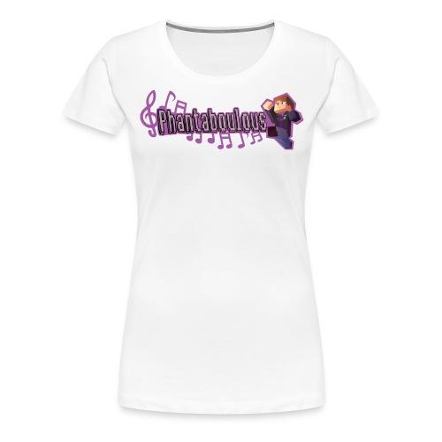 Phantaboulous Basic - Women's Premium T-Shirt