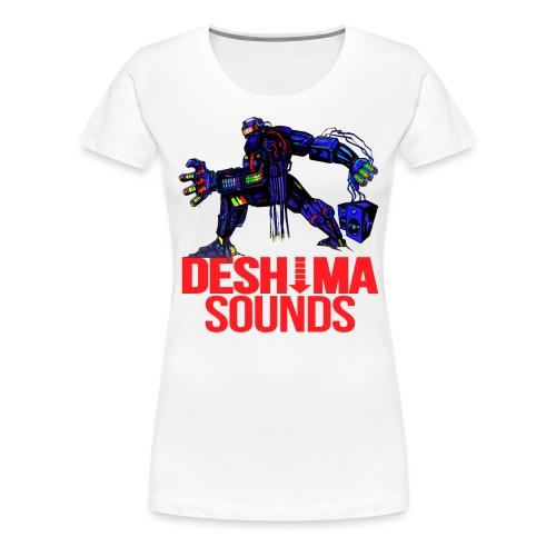 Animecon 2012 - Vrouwen Premium T-shirt