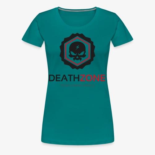 DeathZone Logo Avatar - Koszulka damska Premium