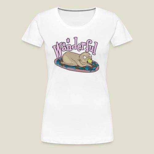 Wonderful - Camiseta premium mujer