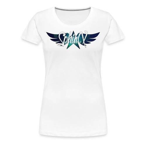 Sphinx Green - Vrouwen Premium T-shirt