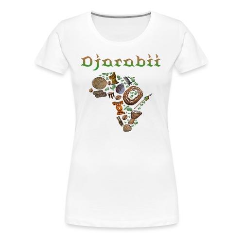 djarabii savane - T-shirt Premium Femme
