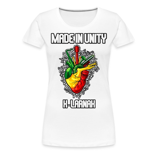 t shirt miu 2k14 x larnak - T-shirt Premium Femme