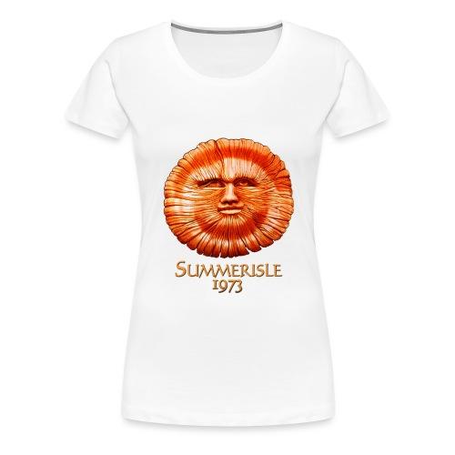 Summerisle - Women's Premium T-Shirt