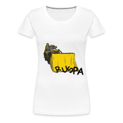 ruspa - Maglietta Premium da donna