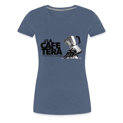 DEF-resistencia-transp - Camiseta premium mujer