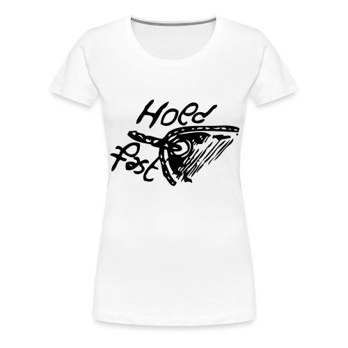 hold fast - Maglietta Premium da donna