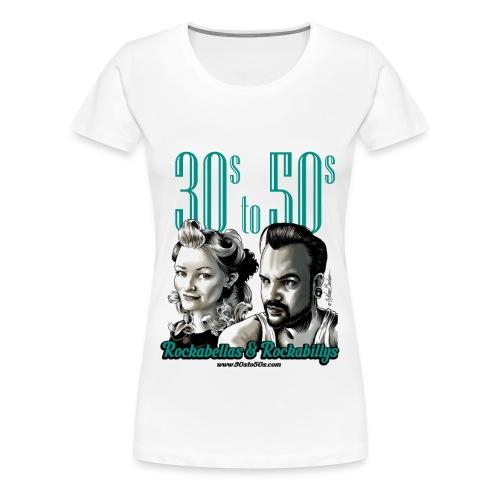 camseta color png - Frauen Premium T-Shirt