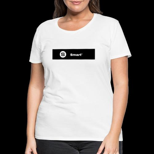 Smart' BOLD - Women's Premium T-Shirt