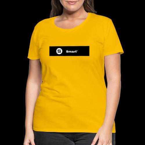 Smart' BOLD - Women's Premium T-Shirt