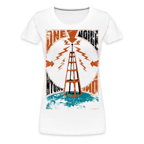 One Voice One Truth - Maglietta Premium da donna