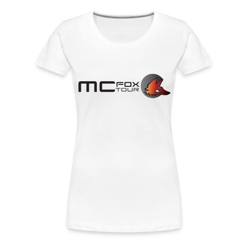 logo jpg - Dame premium T-shirt