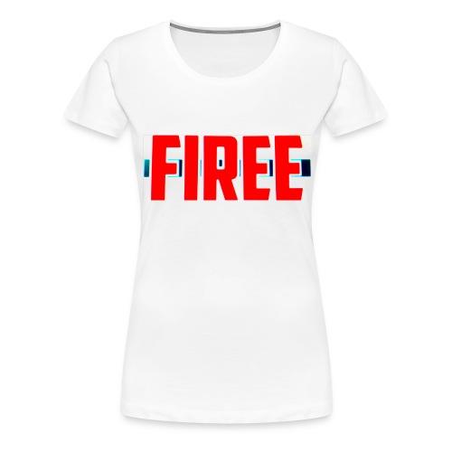 FIREE - Women's Premium T-Shirt
